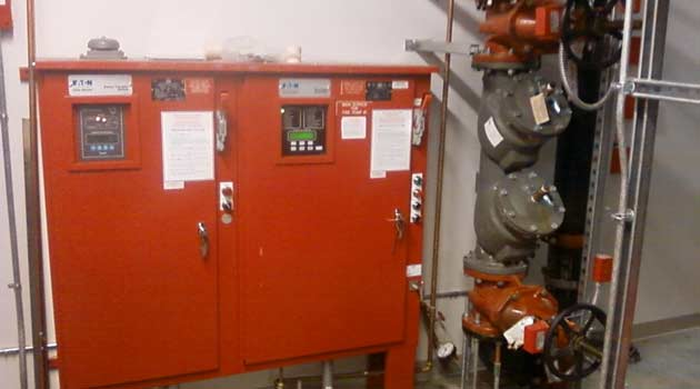 Seattle Commercial Fire System Backflow Testing